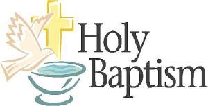 Baptism Holy